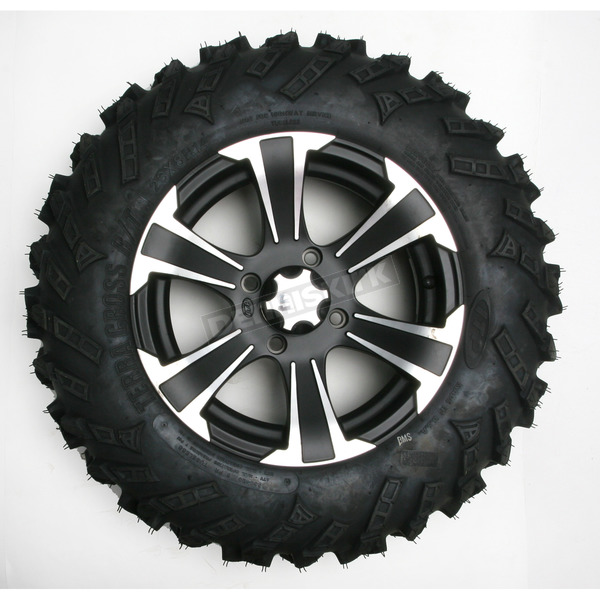 ITP Terracross R/T XD SS312 Alloy Tire/Wheel Kit - 44299