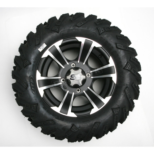 ITP Terracross R/T XD SS312 Alloy Tire/Wheel Kit - 44303