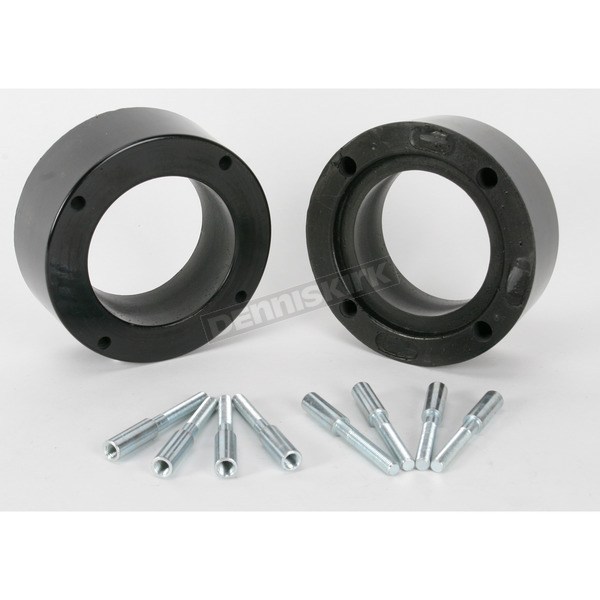 Moose Rear 2 1/2 in. Urethane Wheel Spacers - 0222-0183