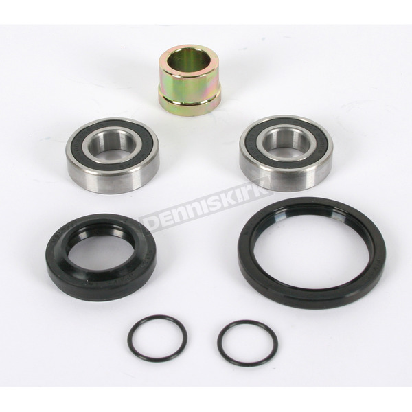 Pivot Works Front Watertight Wheel Collar and Bearing Kit - PWFWC-H05-500