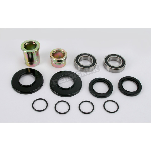 Pivot Works Front Watertight Wheel Collar and Bearing Kit (Non-current stock) - PWFWC-K03-500
