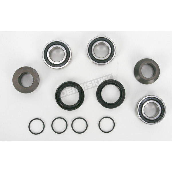 Pivot Works Rear Watertight Wheel Collar and Bearing Kit - PWRWC-S06-500