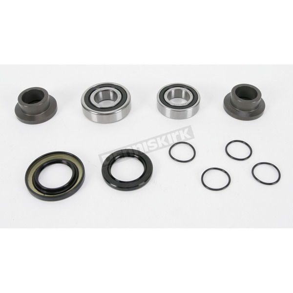 Pivot Works Rear Watertight Wheel Collar and Bearing Kit - PWRWC-Y04-500