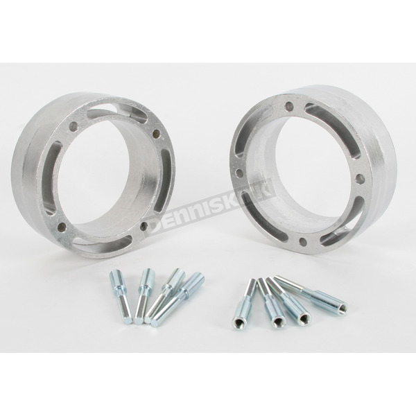 Dura Blue Front/Rear 2 1/2 in. Easy Fit Wheel Spacers - UTV4156