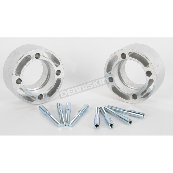 Dura Blue Front/Rear 2 1/2 in. Easy Fit Wheel Spacers - UTV4110Y