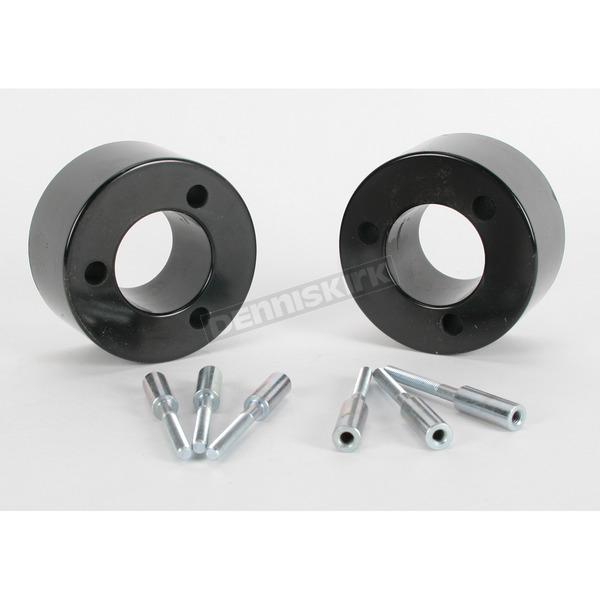 Dura Blue Rear 2 1/2 in. Easy Fit Wheel Spacers - 3090-8