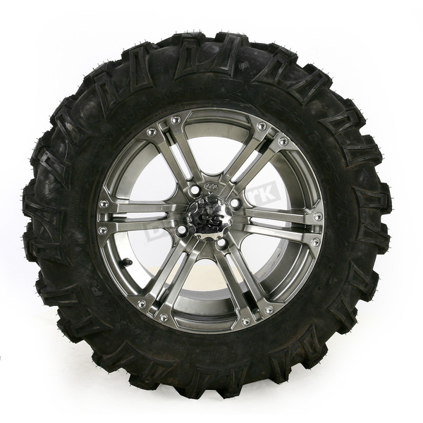 ITP Bajacross SS212 Platinum Alloy Tire/Wheel Kit - 46550L