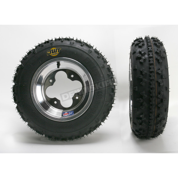 DWT Douglas Wheel Front JR MX Tire/Wheel Kit - TW-013