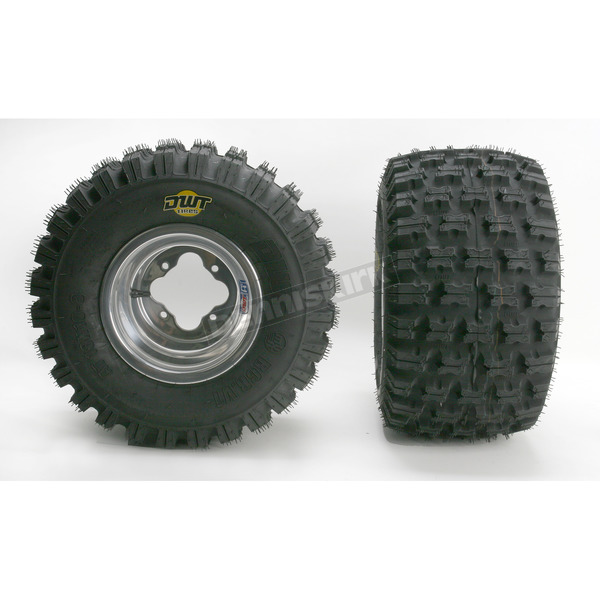 DWT Douglas Wheel Rear A5 MX Tire/Wheel Kit - TW-026
