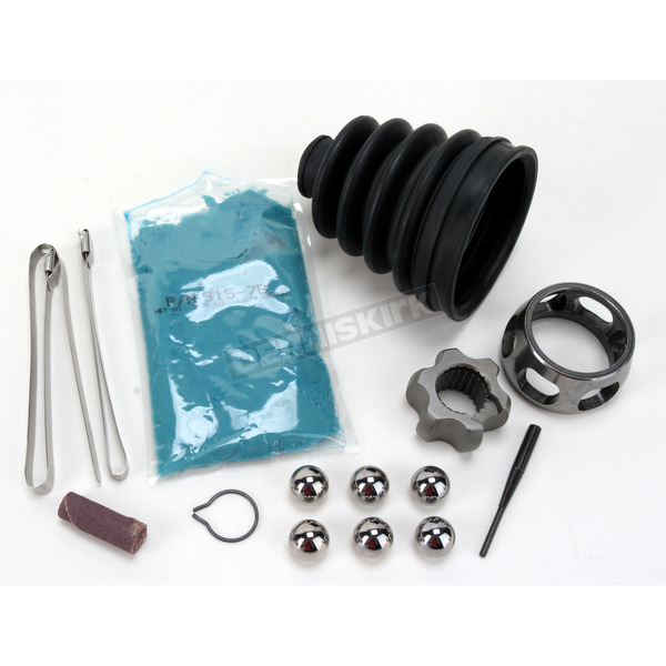 Moose Rear Inboard CV Rebuild Kit - 0213-0419