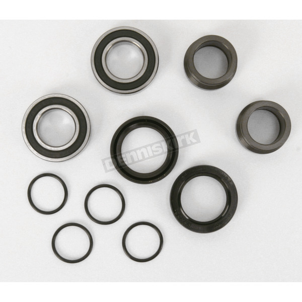 Pivot Works Front Watertight Wheel Collar and Bearing Kit - PWFWC-T03-500