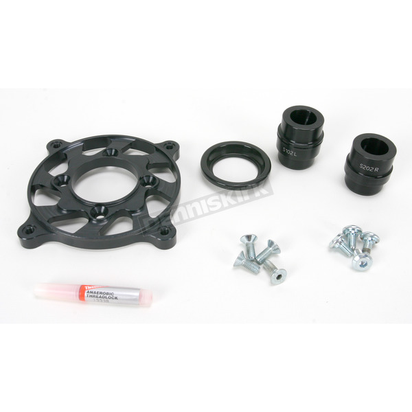 Excel Black Front Rotor Attachment Kit - 2FC-2061