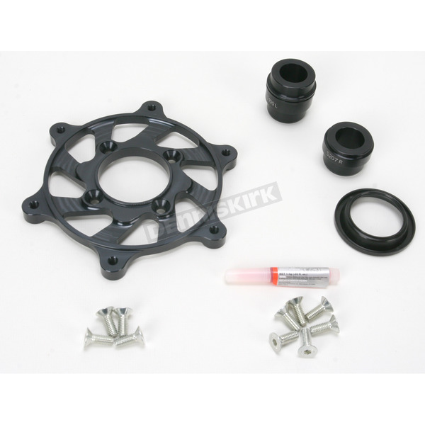 Excel Black Front Rotor Attachment Kit - 2FC-4071