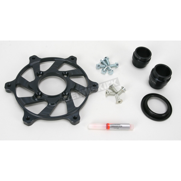 Excel Black Front Rotor Attachment Kit - 2FC-5031