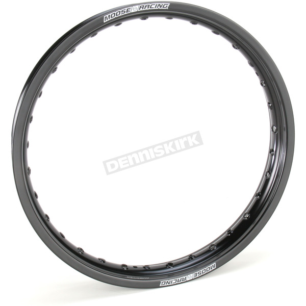 Moose Aluminum 19 x 2.15 Rear Rim - 0210-0199