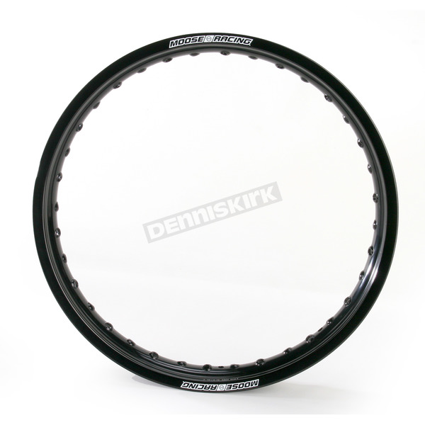 Moose Aluminum 19 x 2.15 Rear Rim - 0210-0224
