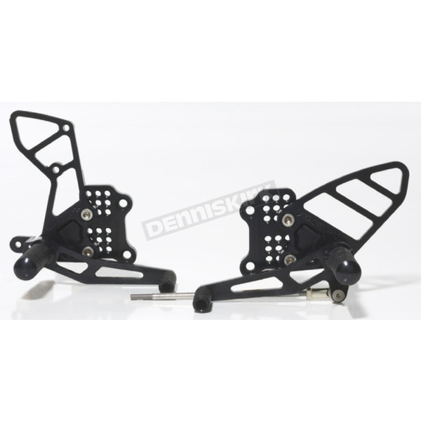 Vortex Black Rearset - RS503K