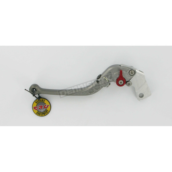 Constructors Racing Group Folding Roll-A-Click Clutch Lever - AN-613-F
