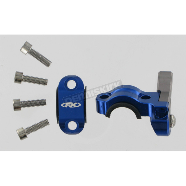 Factory Effex Rotating Bar Clamp Kit with Hot Start Lever - 12-36700