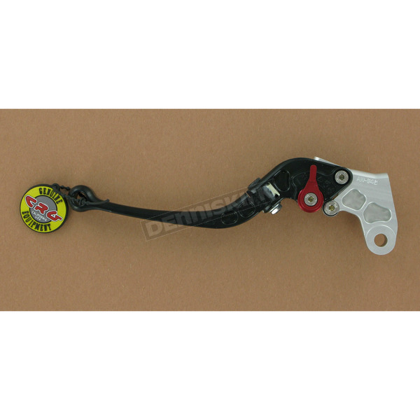 Constructors Racing Group Folding Roll-A-Click Clutch Lever - AN-642-F-B
