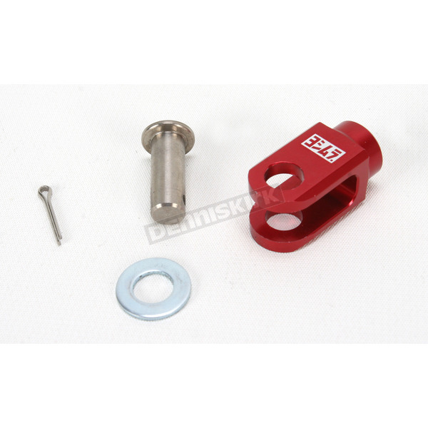 Yoshimura Rear Red Brake Clevis - 2190-708-K