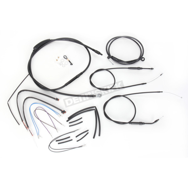 Burly Brand 12 in. Handlebar Installation Kit - B30-1067
