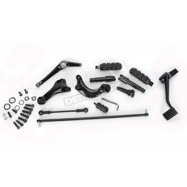 V-Factor Black Forward Control Kit - 45831