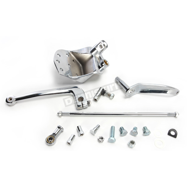 V-Twin Manufacturing Chrome Shifter Control Kit - 22-1008