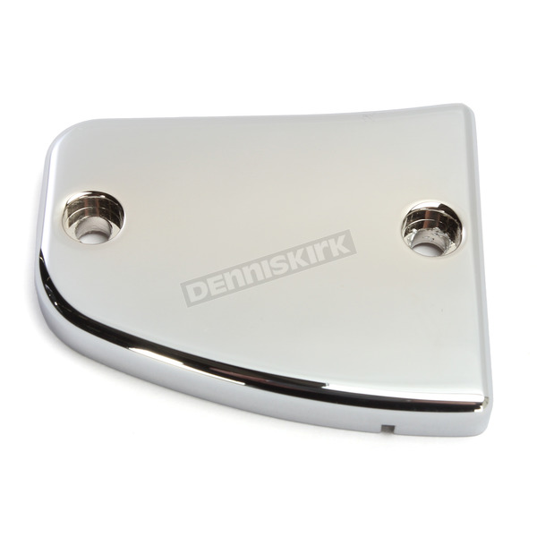 Joker Machine Chrome Smooth Front Master Cylinder Cover - 30-381-3