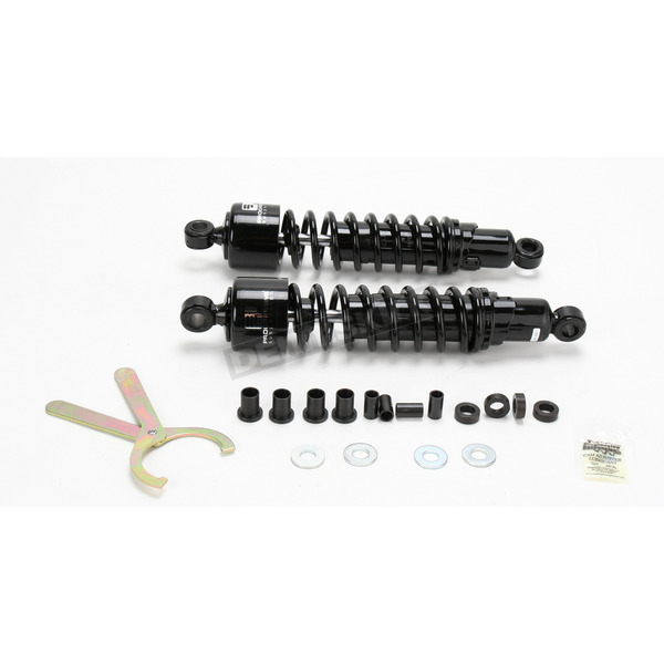 Progressive Suspension Black 412 Series 13.5