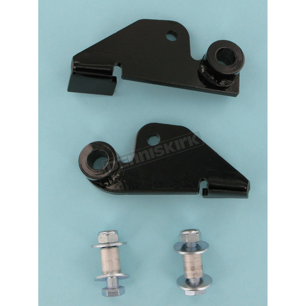 Baron Custom Accessories Rear Shock Drop Bracket Lowering Kit - BA-7500-67
