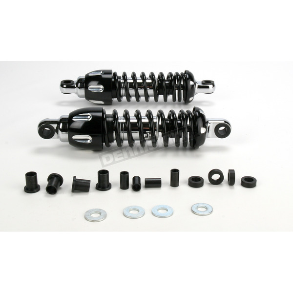 Progressive Suspension Black Standard 430 Series Shocks - 115/155 Spring Rate (lbs/in) - 430-4081B