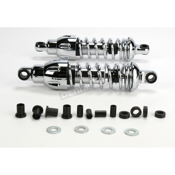 Progressive Suspension Chrome Heavy-Duty 430 Series 12.5