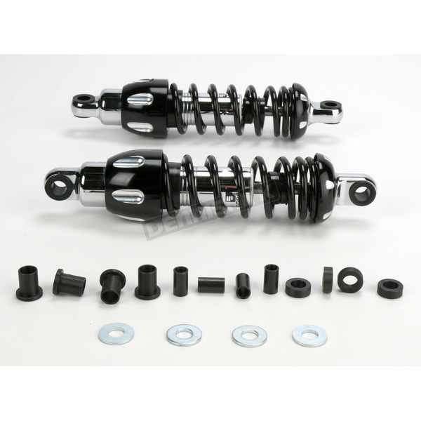 Progressive Suspension Black Heavy-Duty 430 Series Shocks - 90/130 Spring Rate (lbs/in) - 430-4060B