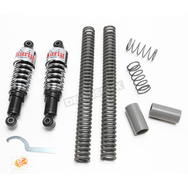 Chrome Slammer Kit - 230/275 Spring Rate (lbs/in) - B28-1003