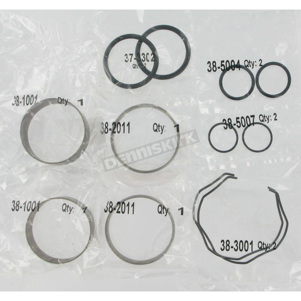 Moose Fork Bushing Kit - 0450-0125