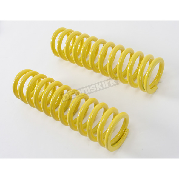High Lifter Rear Yellow Shock Springs - SPRHR420-1