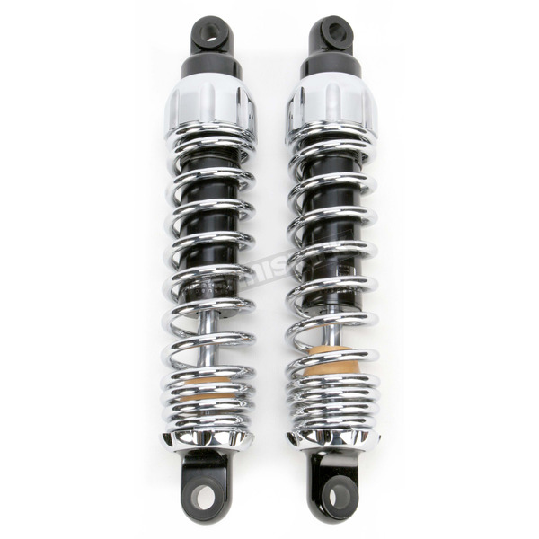 Progressive Suspension Chrome Standard 444 Series 12.5
