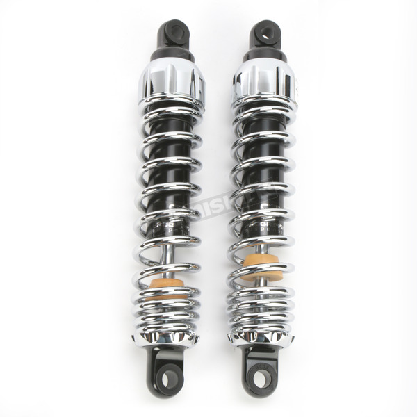 Progressive Suspension Chrome Heavy Duty 444 Series 13