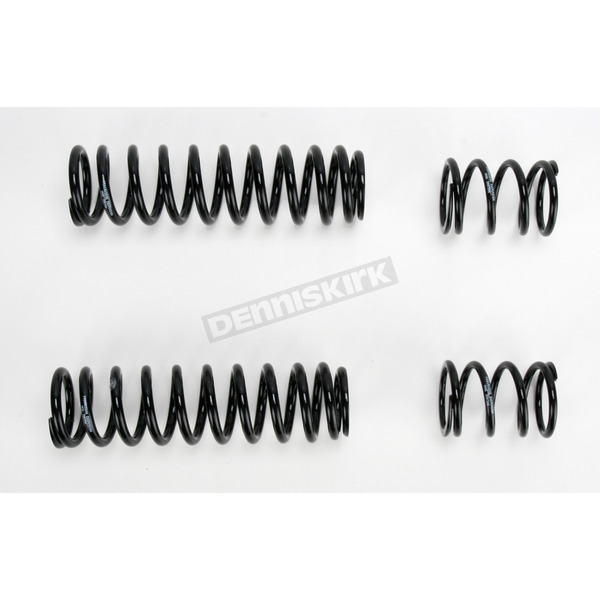 Progressive Suspension Black Springs for 13 Series Dual Shocks - 85/170 Spring Rate (lbs/in) - 03-1333B