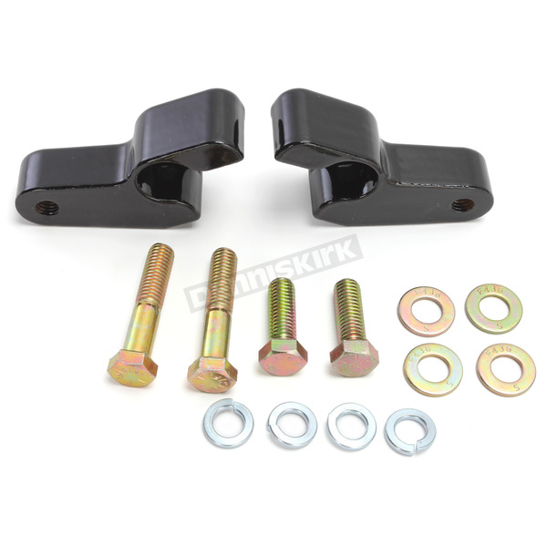 LA Choppers Black Rear Lowering Kit - LA-7590-06B