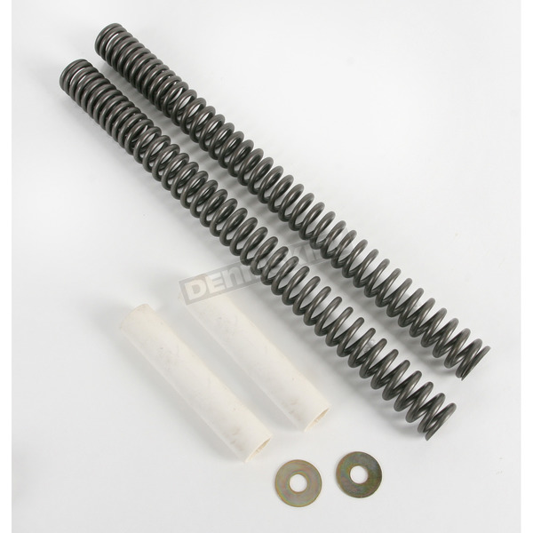 Front Fork Springs - 50/80 Spring Rate (lbs/in) - 11-1131