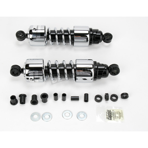 Progressive Suspension Chrome 412 Series 11.5