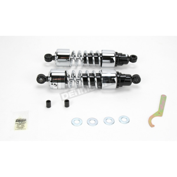 Progressive Suspension Chrome 412 Series 13