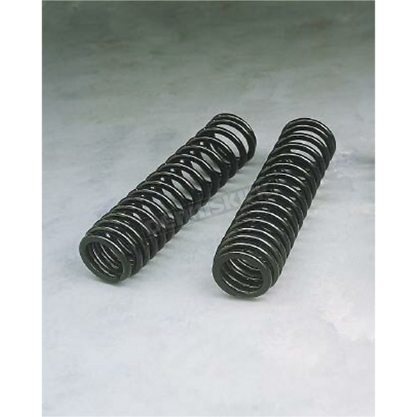 Progressive Suspension Black Shock Springs for 12, 13 and 412 Series Dual Shocks - 75/120 Spring Rate (lbs/in) - 03-1394B