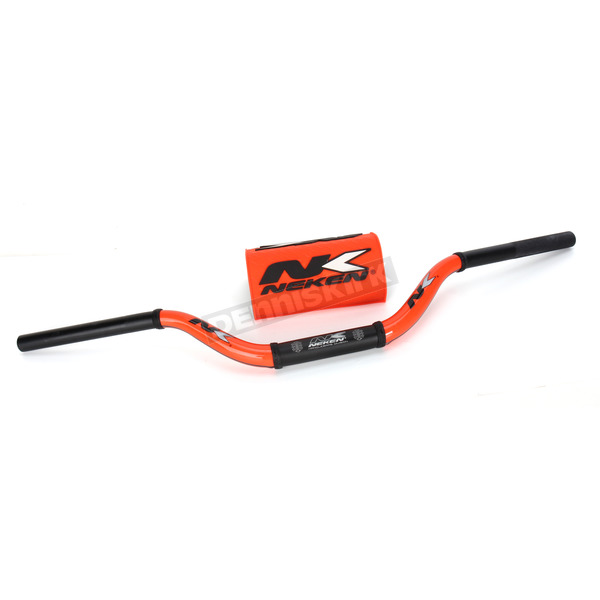 Neken Fluorescent Orange 121 1 1/8 in. Handlebars - R00121C-ORF