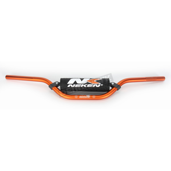 Orange Mini High 7/8 in Handlebars - E00054O