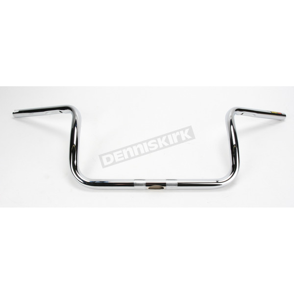 Khrome Werks Custom Bend Chrome Sweeper Handlebars - 300512