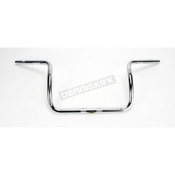 Khrome Werks Custom Bend Chrome Sweeper Handlebars - 300515