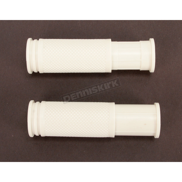 Driven Racing White D3 Replacement Grip Material - D3GWT